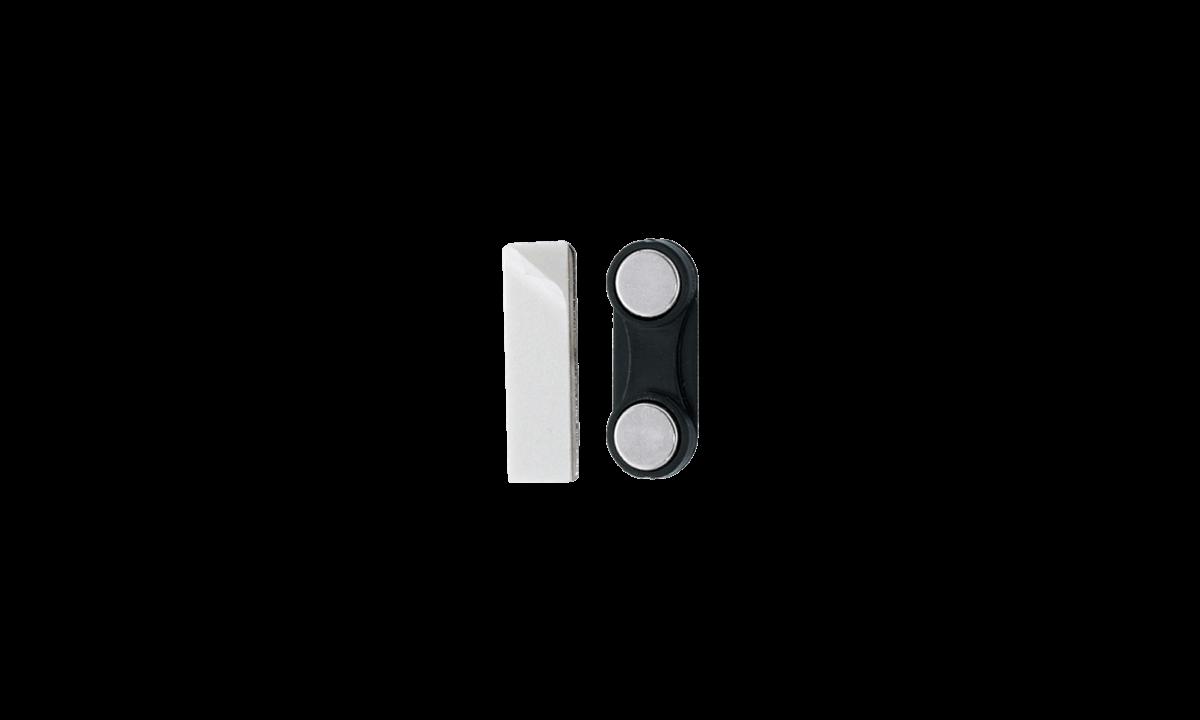 Accesorio magnético adhesivo - molde de plástico