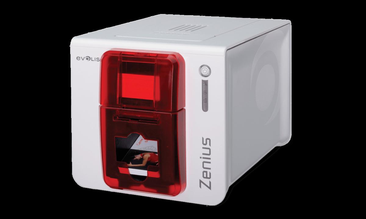 Impresora térmica para tarjetas de PVC InstaCards - Estándar