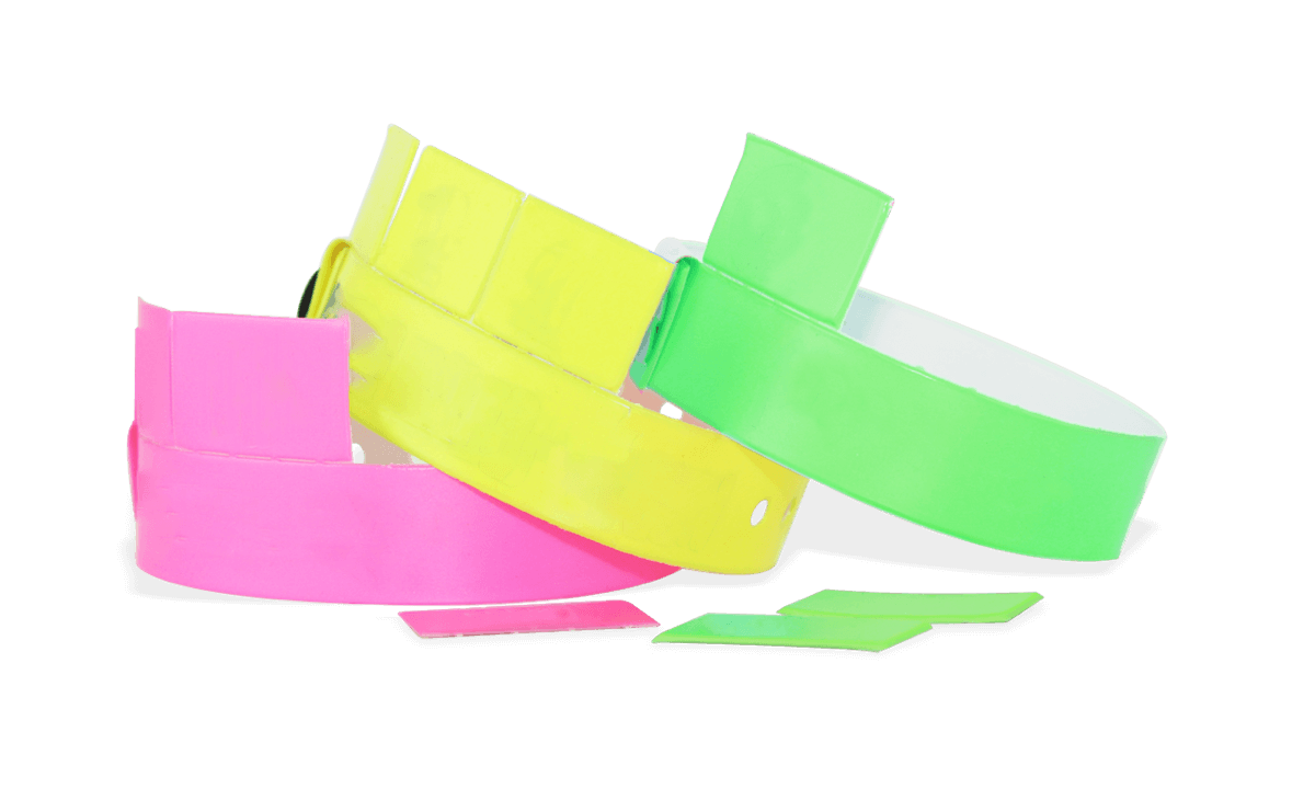 Pusleras Wrist-Rider 19 mm con 3 lengüetas