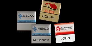Identificadores Premium reutilizables 32 x 32 mm, etiqueta adhesiva de 12 mm