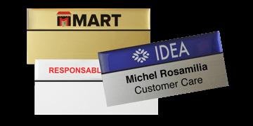 Identificadores Premium reutilizables 75 x 38 mm, etiqueta adhesiva de 24 mm